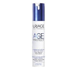 Age Protect Multi-Action Detox Night Cream, 40 ml
