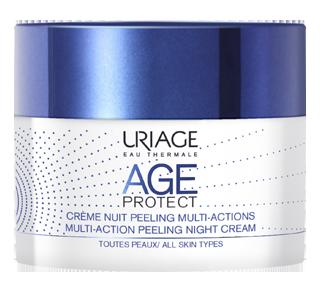 Age Protect Multi-Action Peeling Night Cream, 50 ml