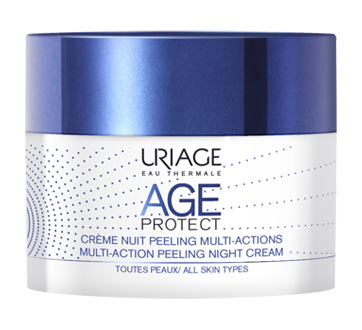 Age Protect Multi-Action Peeling Night Cream, 50 ml