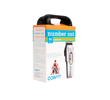 Image 1 of product Conair - Number Cut Haircut Kit, 20 units