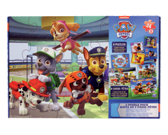 Image of product Paw Patrol - 8-in-1 Puzzle Pack, 1 unit