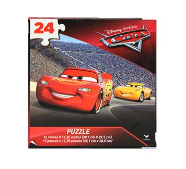 Cars Puzzle, 1 unit
