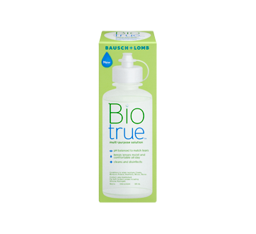 Image 3 of product Bausch and Lomb - Bio True Multi-Purpose , 120 ml