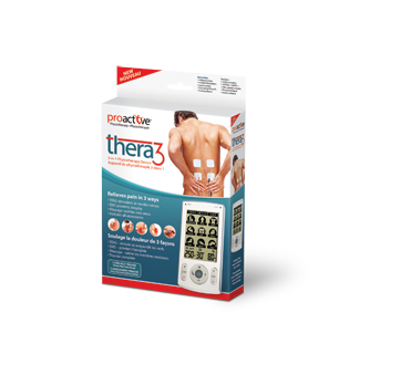 Image of product ProActive - Tens 3-in-1 Physiotherapy Device Thera3