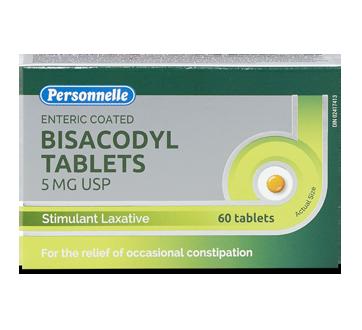 Image of product Personnelle - Bisacodyl Stimulant Laxative, 60 units
