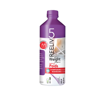 Image of product Reeliv5 - Reeliv5 Weight Management, 500 ml