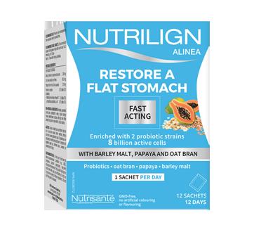 Image of product Nutrisanté - Alinea Flat Stomach, 12 units