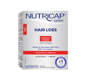 Image of product Nutricap Expert - Hair Loss, 30 units