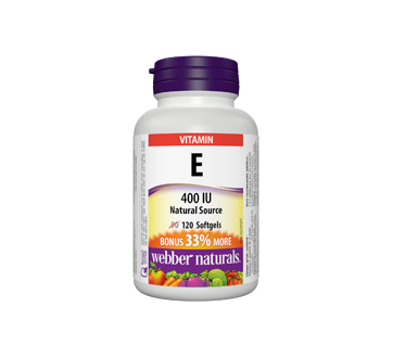 Image of product Webber - Vitamin E, 90 units