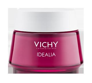 Idéalia Smoothness & Glow Energizing Cream, 50 ml, Normal to Combination Skin