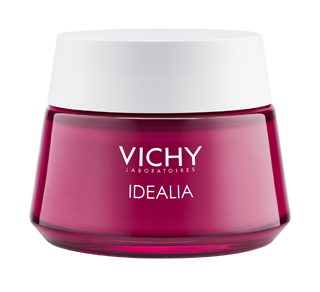 Idéalia Smoothness & Glow Energizing Cream, 50 ml, Dry Skin