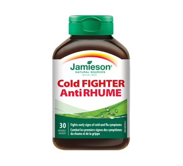 Image of product Jamieson - Cold Fighter Softgel, 30units