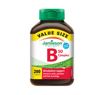 Image of product Jamieson - B Complex 50, 200 units