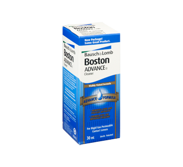 Image 2 of product Bausch and Lomb - Boston Advance Cleaner , 30ml