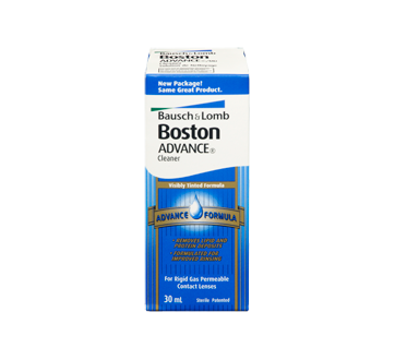 Image 3 of product Bausch and Lomb - Boston Advance Cleaner , 30ml