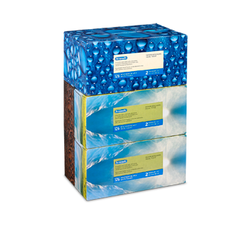 Facial Tissues, 6 x 126 units