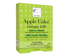 Image of product New Nordic - Apple Cider Vinegar 600, 60 units
