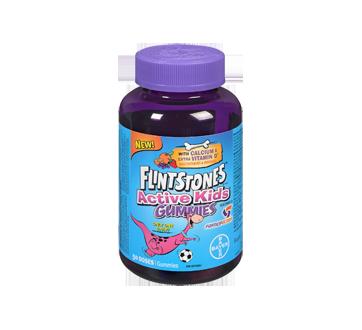 Image of product Les Pierrafeu - Flintstones Active Kids Gummies, 50 units