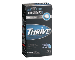 Image of product Thrive - Regular Nicotine Lozenges 2 mg, 36 units, Icy Peppermint