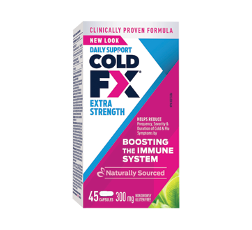 Image of product Cold-Fx - Cold-Fx Extra 300 mg, 45 units