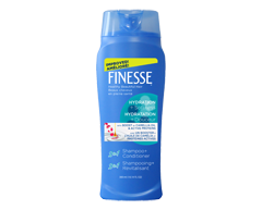 Image of product Finesse - Clean + Soft Shampoo & Conditioner 2-in-1 with Keratin Protein, 300 ml