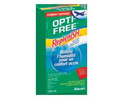 Image of product Opti-Free - Replenish Multi-Purpose Disinfecting Solution, 120 ml