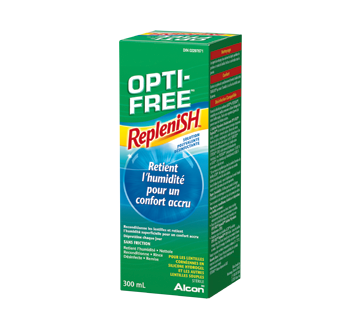 Image of product Opti-Free - Replenish Multi-Purpose Disinfecting Solution, 300 ml