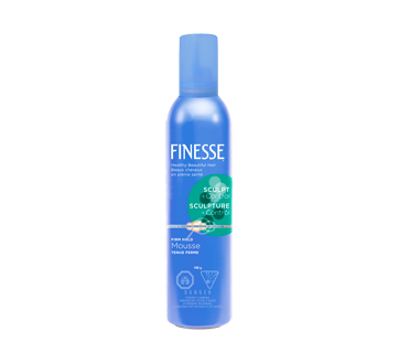 Image of product Finesse - Sculpt + Control Firm Hold Mousse, 150 g