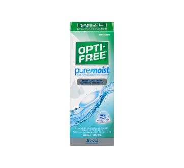 Image 3 of product Opti-Free - PureMoist Multi-Purpose Disinfecting Solution, 300 ml