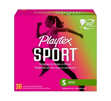Sport Plastic, 36 units, Unscented Super