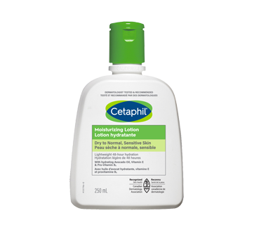 Image of product Cetaphil - Moisturizing Lotion, 250 ml, Fragrance free