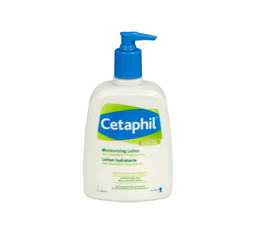 Image 3 of product Cetaphil - Moisturizing Lotion, 500 ml, Fragrance free