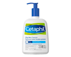 Image of product Cetaphil - Oily Skin Cleanser, 500 ml, Fragrance free