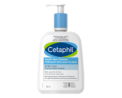 Image of product Cetaphil - Gentle Skin Cleanser, 500 ml, Fragrance free