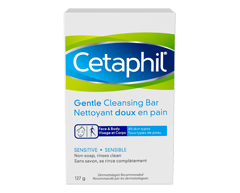 Image of product Cetaphil - Gentle Cleansing Bar, 127 g, Fragrance free
