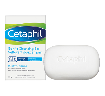 Image 2 of product Cetaphil - Gentle Cleansing Bar, 127 g, Fragrance free