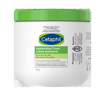 Image of product Cetaphil - Moisturizing Cream, 453 g