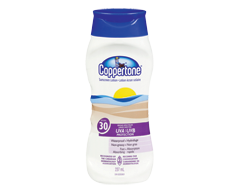 Image of product Coppertone - Sunscreen Lotion SPF 30, 237 ml