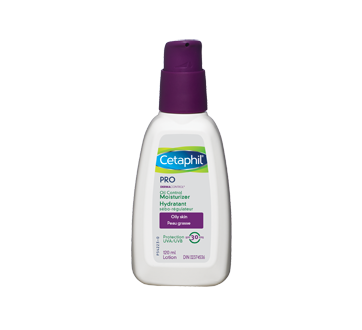 Image 1 of product Cetaphil - Pro DermaControl Oil Control Moisturizer SPF 30, 120 ml