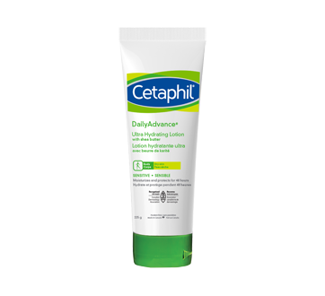 Image of product Cetaphil - DailyAdvance Ultra Hydrating Lotion, 225 g, Fragrance free
