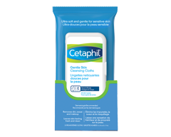 Image of product Cetaphil - Gentle Skin Cleansing Cloths, 25 count