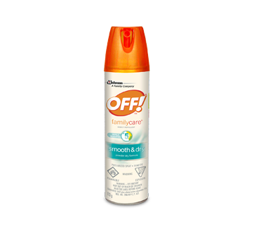 Family Care Insect Repellent Smooth and Dry, 113 g