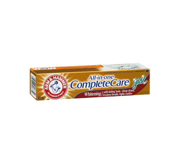 Image 2 of product Arm & Hammer - Complete Care Toothpaste, 120 ml, Fresh Mint