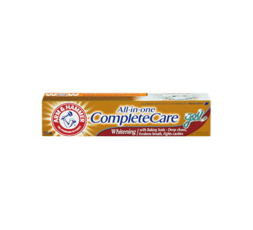Image 3 of product Arm & Hammer - Complete Care Toothpaste, 120 ml, Fresh Mint