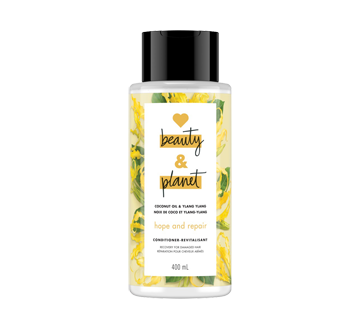 Image of product Love Beauty and Planet - Hope and Repair Conditioner, 400 ml, Coconut & Ylang Ylang