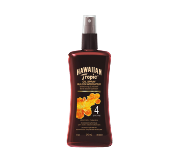 Dark Tanning Oil Spray - SPF 4 , 240 ml