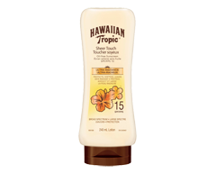 Image of product Hawaiian Tropic - Sheer Touch Ultra Radiance Sunscreen Lotion, SPF 15 , 240 ml