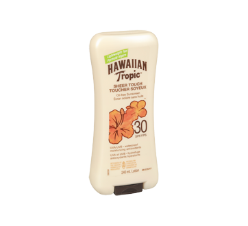 Image 2 of product Hawaiian Tropic - Sheer Touch Ultra Radiance Sunscreen Lotion, SPF 30, 240 ml