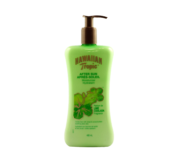 Image 1 of product Hawaiian Tropic - Lime Coolada Aftersun Moisturizer , 480 ml