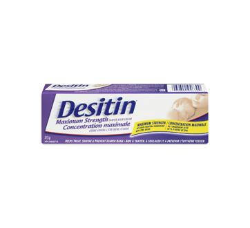 Image 3 of product Desitin - Maximum Strength Diaper Rash Cream, 113 g